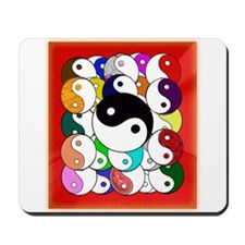 Yin Yangs Mousepad