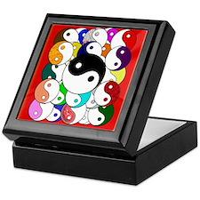 Yin Yangs Keepsake Box