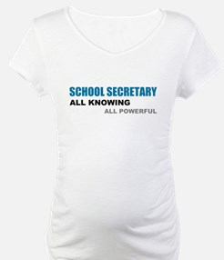 School Sec. All Knowing All P Shirt