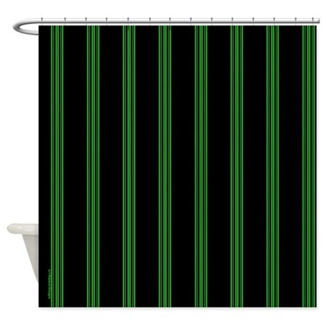 Brighten up your bathroom with unique Lime Green And Black Shower Curtains from CafePress! From modern curtain designs to patterned black and white shower curtains, you'll find the perfect one for you!