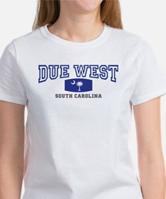 Due West South Carolina Women's T-Shirt