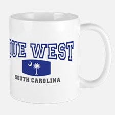 Due West South Carolina Mug
