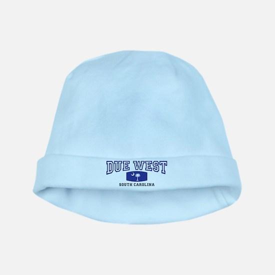 Due West South Carolina baby hat