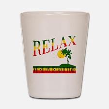Relax Shot Glass