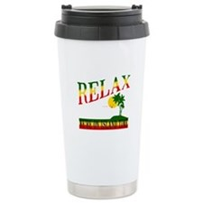 Relax Travel Coffee Mug