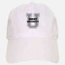 Sheep UNIVERSITY Baseball Baseball Cap