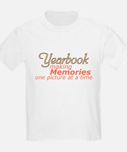 Yearbook Making Memories T-Shirt