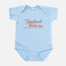 Yearbook Making Memories Infant Bodysuit
