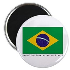 """Brasil 2.25"""" Magnet (100 pack)"""