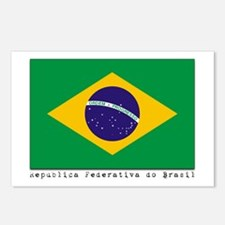 Brasil Postcards (Package of 8)