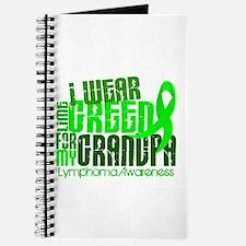 I Wear Lime 6.4 Lymphoma Journal