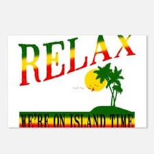 Relax Postcards (Package of 8)