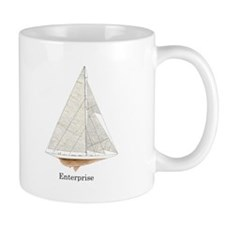 Enterprise Small Mug