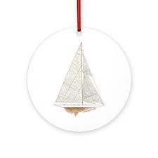 Enterprise Ornament (Round)