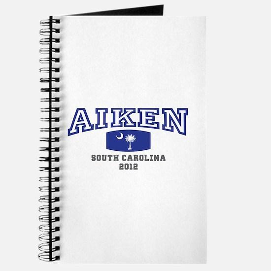 Aiken South Carolina, SC, Palmetto Flag Journal