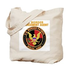 Border Patrol -  Tote Bag