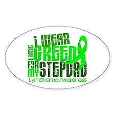 I Wear Lime 6.4 Lymphoma Decal