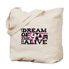 Dream of the 90s Tote Bag