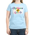 options Women's Light T-Shirt