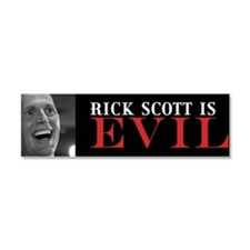Cute Scott Car Magnet 10 x 3