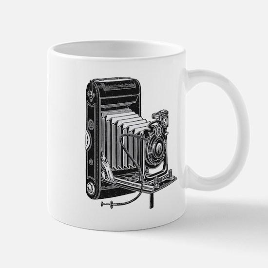 Vintage Camera- Mug