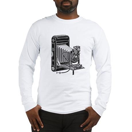 Vintage Camera- Long Sleeve T-Shirt