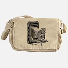 Vintage Camera- Messenger Bag
