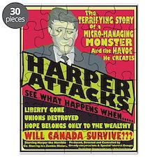 Harper Attacks / Puzzle
