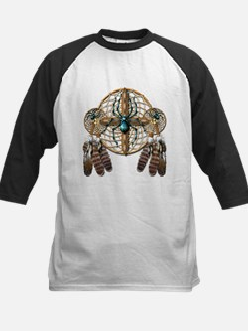 Labradorite Spider Dreamcatcher Tee