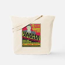 Harper Attacks / Tote Bag