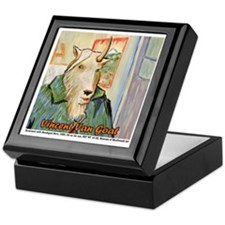 Vincent Van Goat Keepsake Box