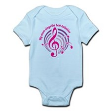 """""""Lullabies"""" Infant Bodysuit"""