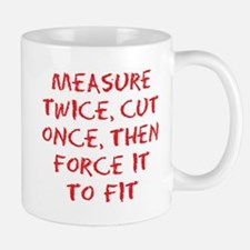measure force Mug