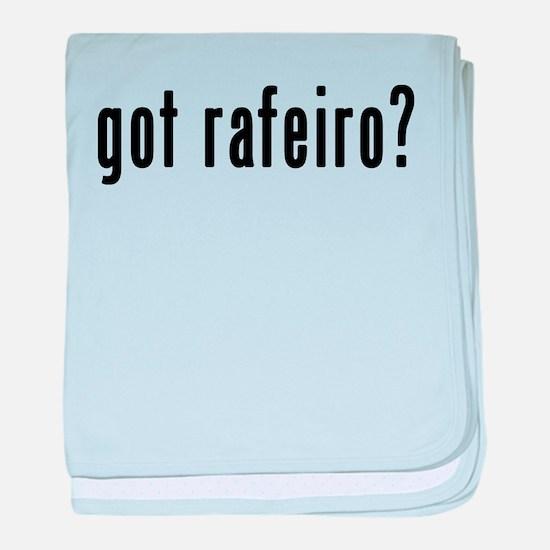 GOT RAFEIRO baby blanket