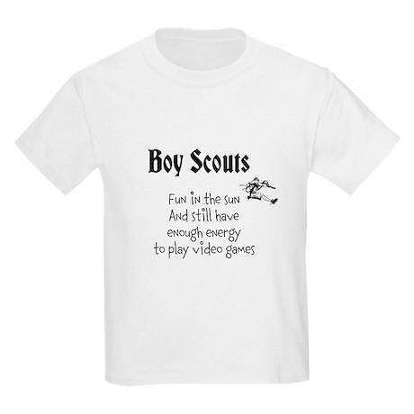 Video Game Class B Kids Light T-Shirt