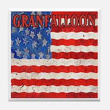 Granfalloon Tile Coaster