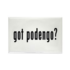 GOT PODENGO Rectangle Magnet