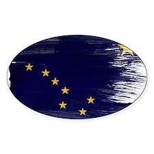 Alaska Flag Decal