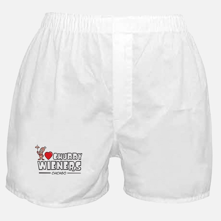 Cute Chubby Boxer Shorts