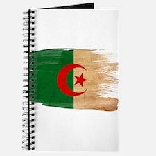 Algeria Flag Journal