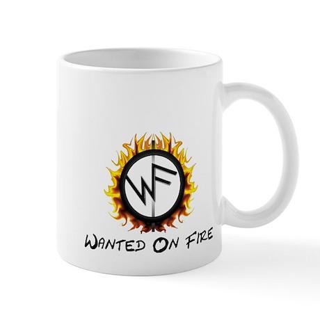 WOF Logo Mugs