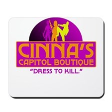 Cinna's Boutique Mousepad