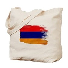 Armenia Flag Tote Bag