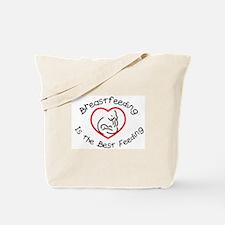 Breastfeeding is the best fee Tote Bag
