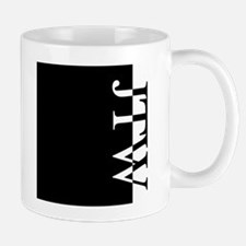 JTW Typography Mug