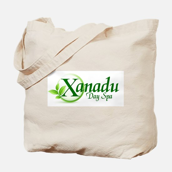 Cute Day spa Tote Bag