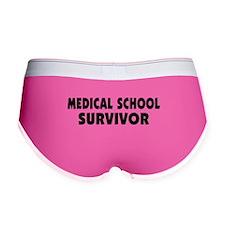 Medical School Survivor Women's Boy Brief