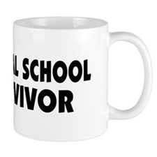 Medical School Survivor Mug