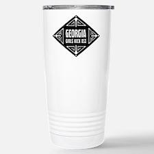 Georgia Girls Kick Ass Travel Mug