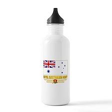 """""""Royal Australian Navy"""" Sports Water Bottle"""